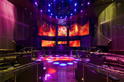 HQ NIGHTCLUB