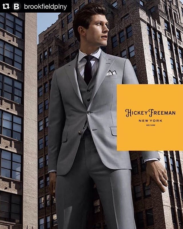 #Repost @brookfieldplny with @repostapp. ・・・ Our friends @hickeyfreeman are having a little get together tonight. Join us for drinks, 5-7pm to celebrate the opening of their store at Brookfield Place!