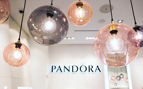 @theofficialpandora at WTC opened Monday--go take a peek! 📷: Pandora Team