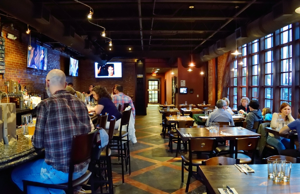 If you love craft beer and good food, you'll be back!