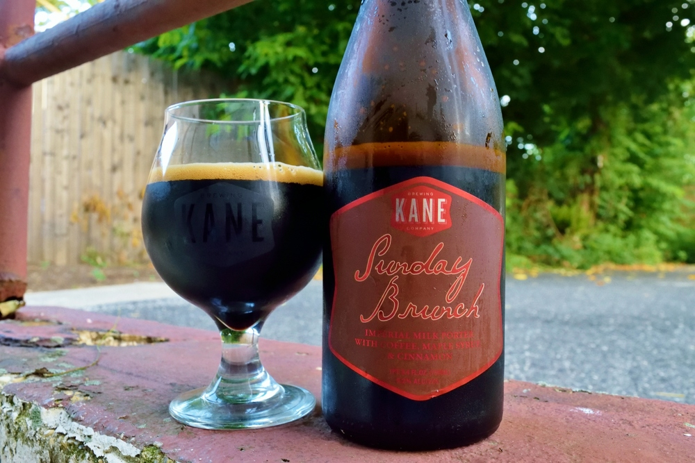 kane brewing co sunday brunch hops horns
