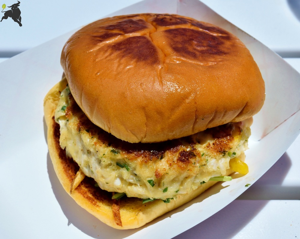 The Angry Crab - Angry Crab Sandwich