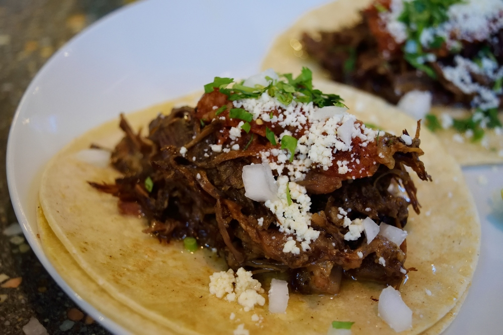 Barbacoa Tacos - I want you every day, not just Tuesdays!
