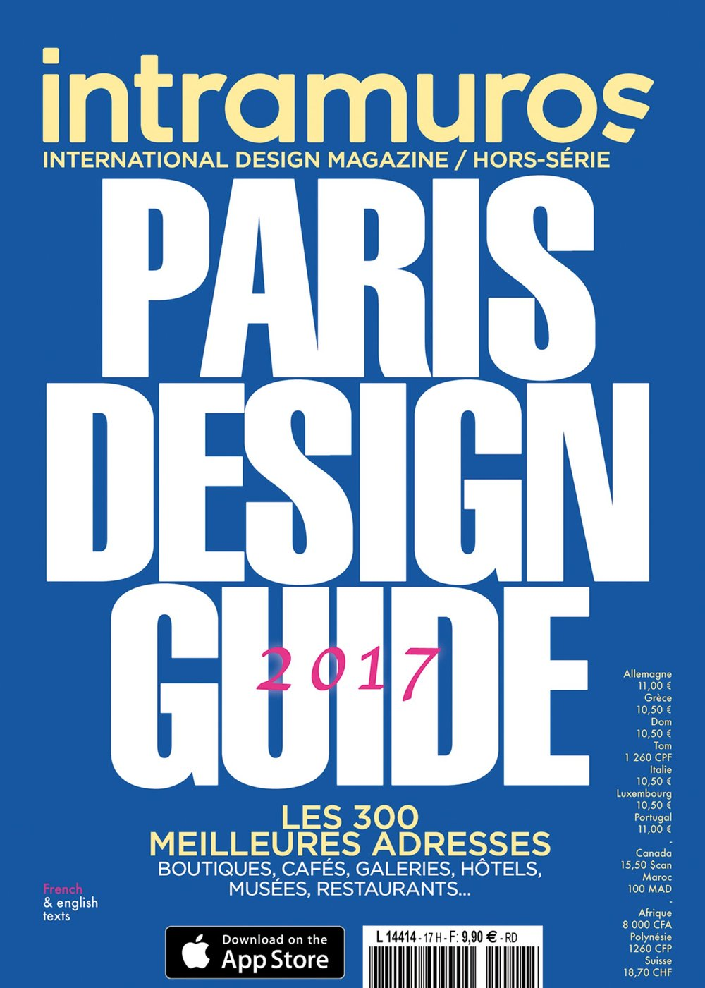 Paris Design Guide - 09/17