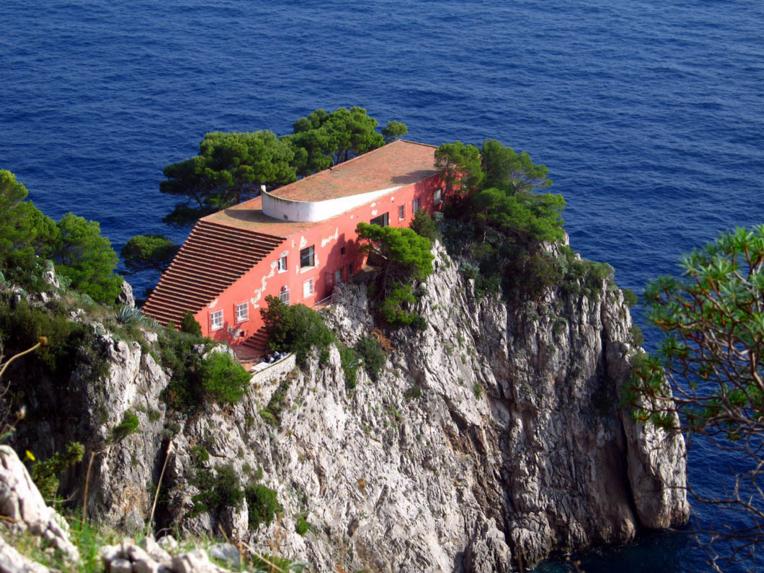 Villa Malaparte -