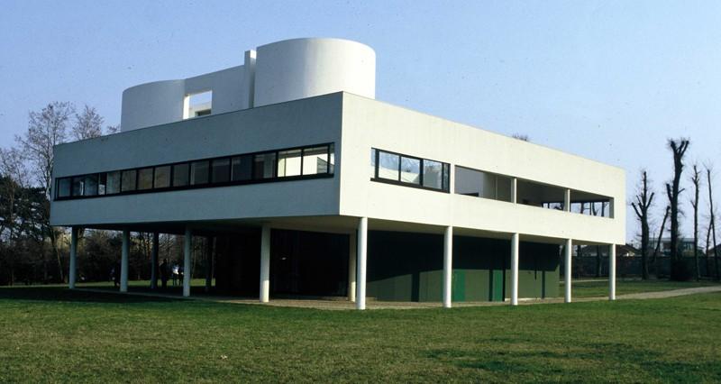 Villa Savoye -