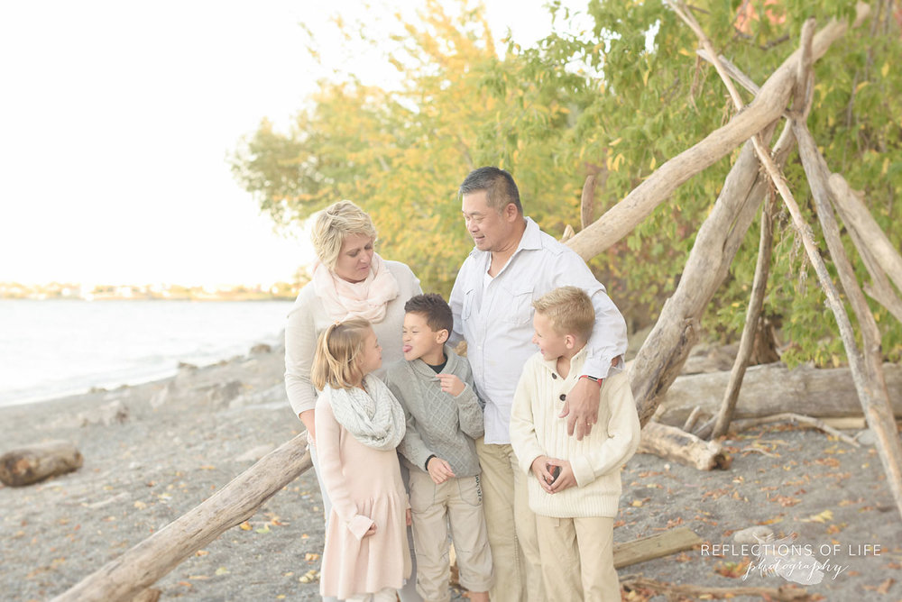 professional family photographer niagara region ontario
