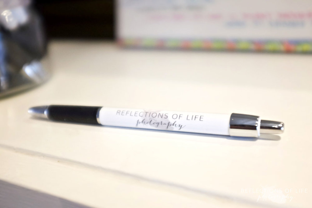 Reflections of Life Photography Pens