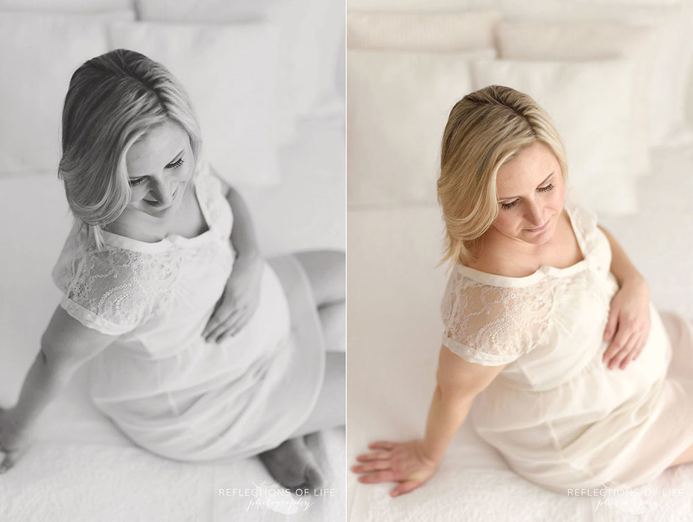 022 Niagara Pregnancy and Newborn Photos