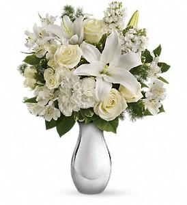 Gorgeous white bouquet  from  Coles Florist