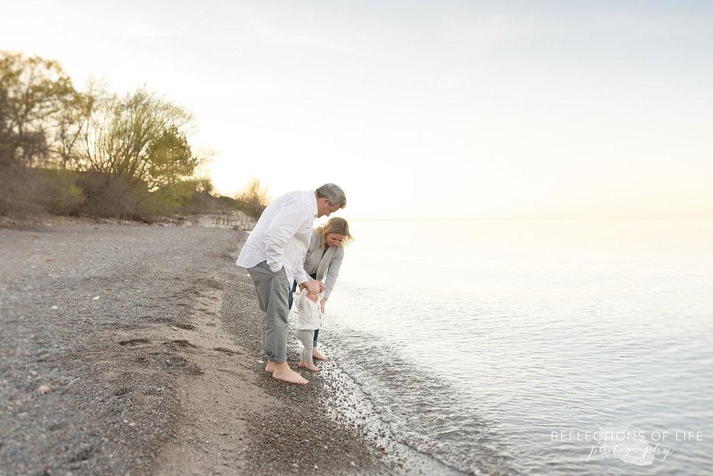 011 Beach Family Photos Grimsby Ontario Canada