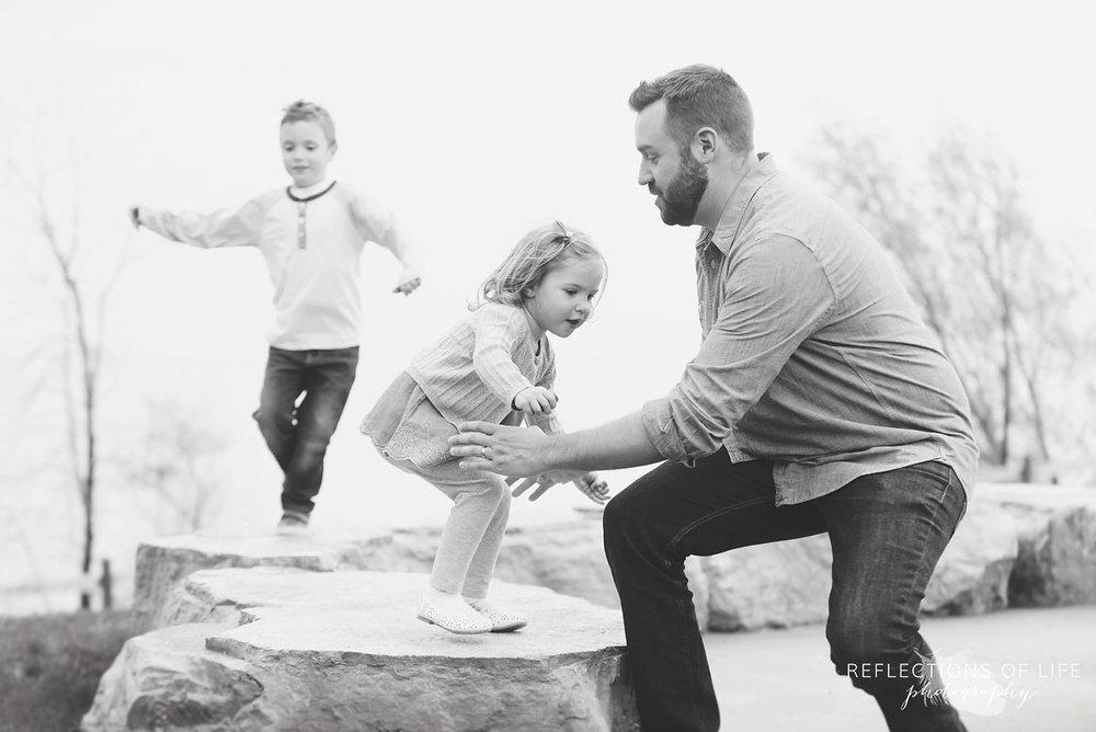 007 Candid Family Photography Niagara Ontario Canada