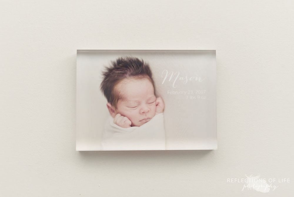 Niagara baby and family photographer Karen Byker specializes in portraits that show true connection and love