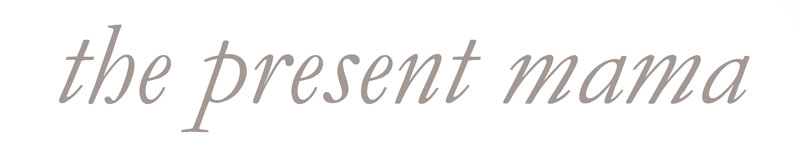 The present mama, a five-day challenge empowering mothers to connect more with themselves, their families + with God using daily prompts and intentional community.
