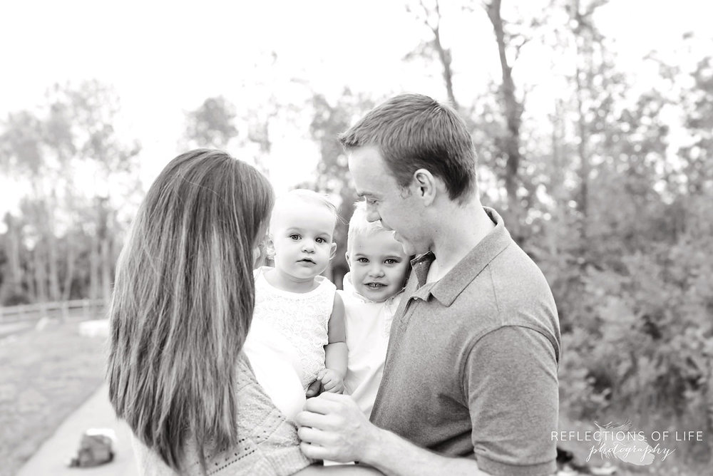 006 Professional Family Photography black and white