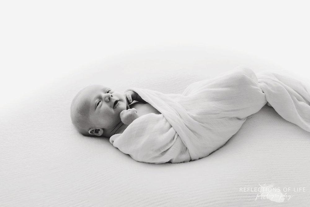Cute baby photos in Niagara Ontario