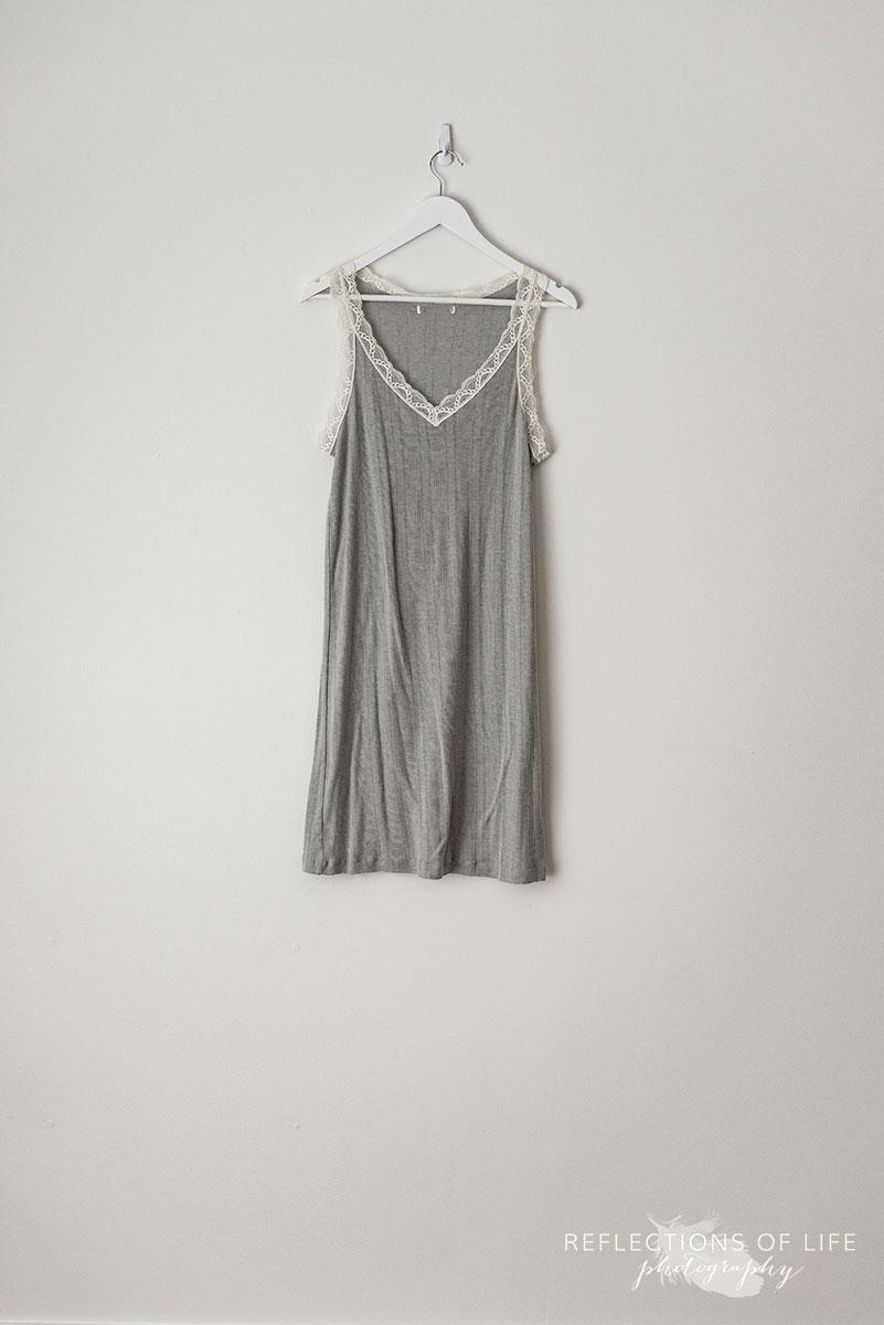 Light Grey Lace Trim