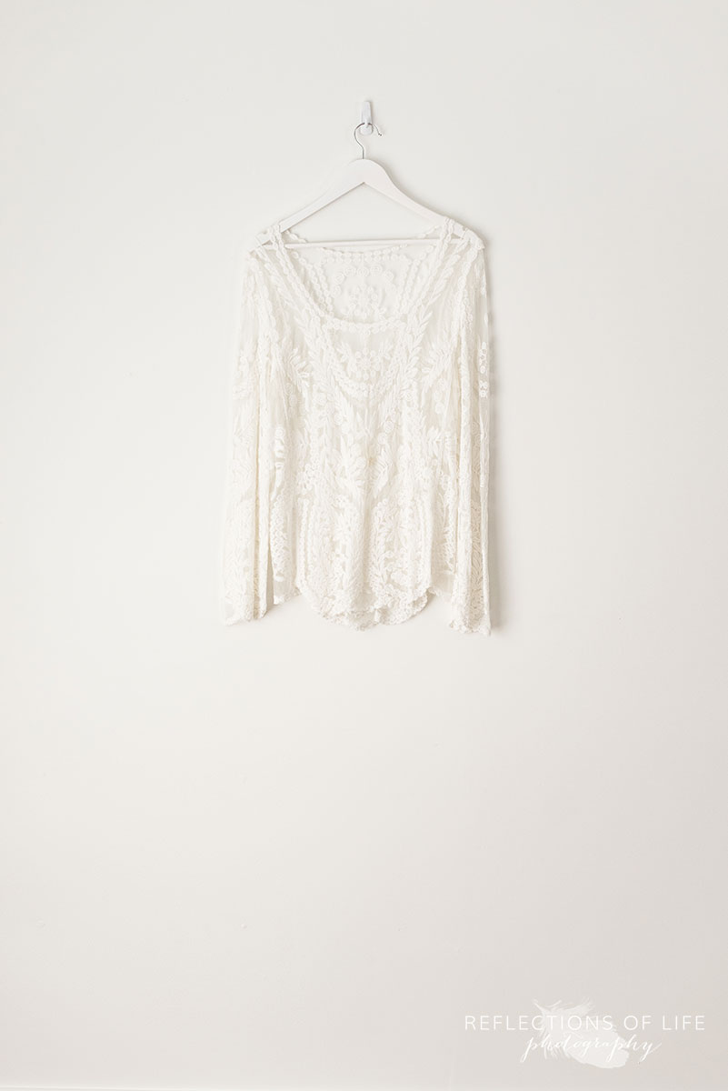 White Sheer Long Sleeve Lace Top Size L-XL .jpg