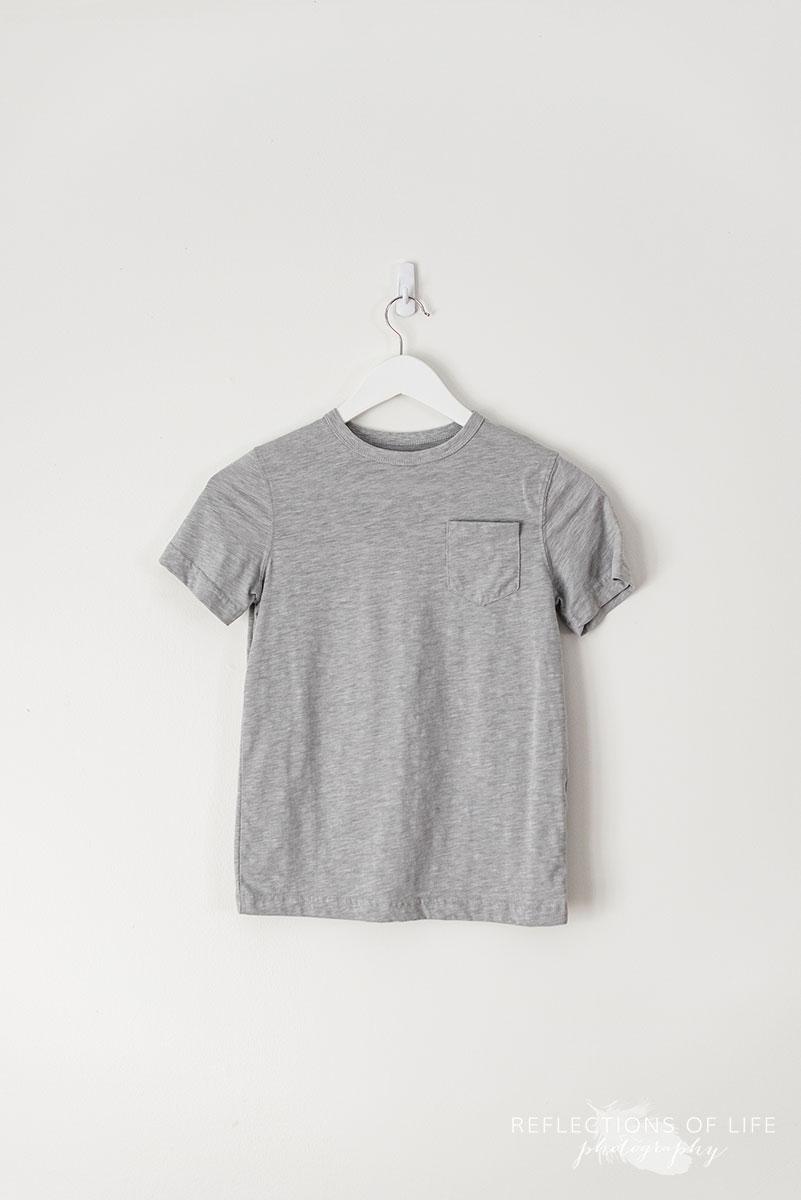 Medium Grey T-Shirt