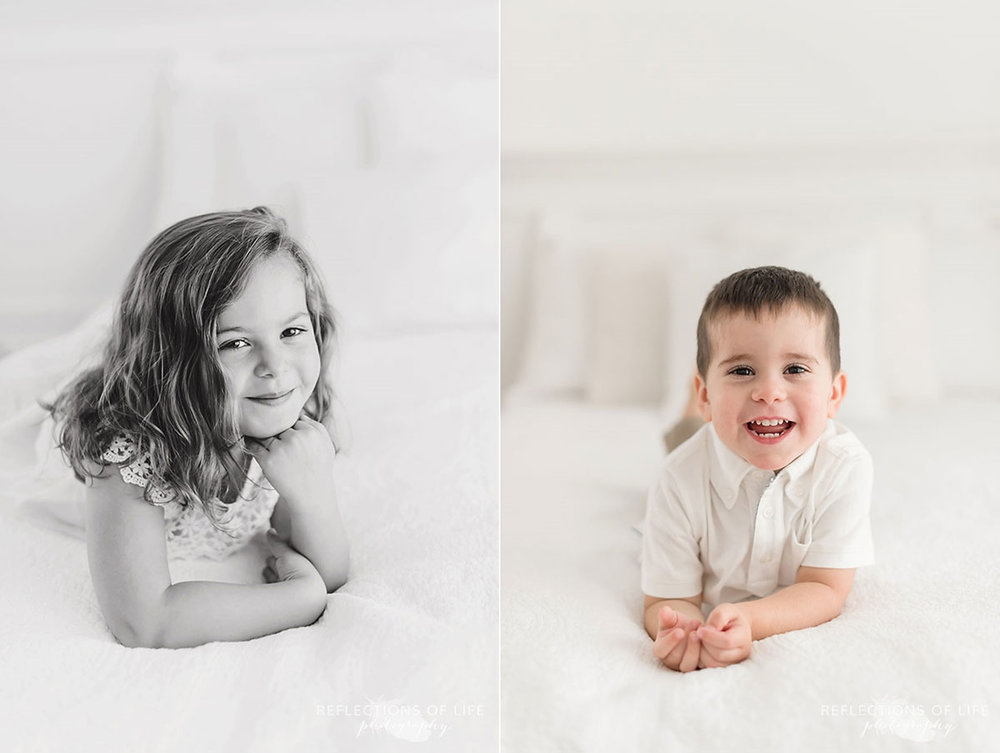 Professional childrens photography in Grimsby Ontario Canada