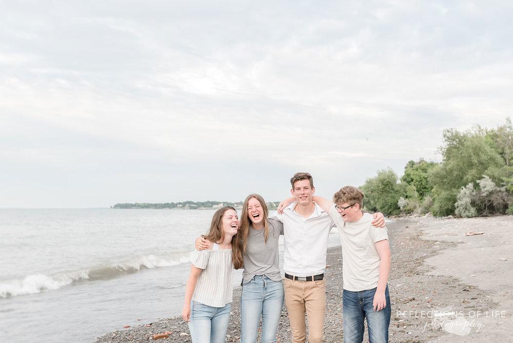 Fran Damm, Niagara Family Photography Client