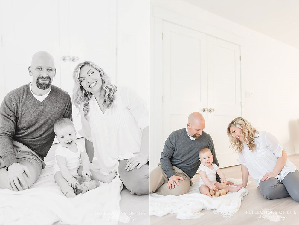 Copy of Copy of Family photos in natural light studio Grimsby Ontario
