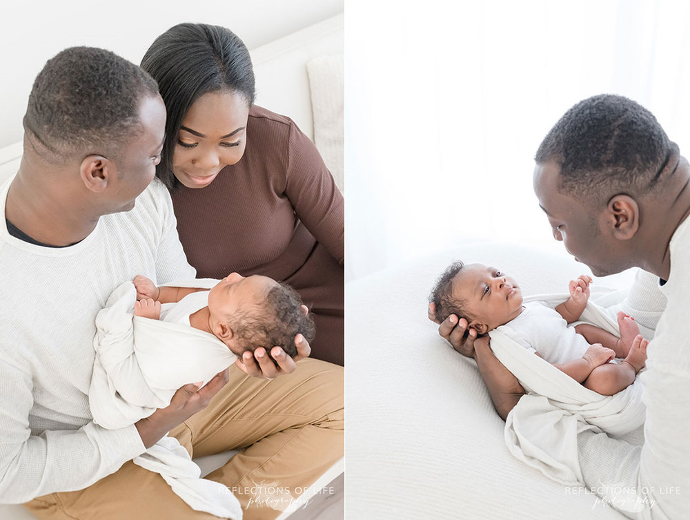 Niagara newborn and family photography
