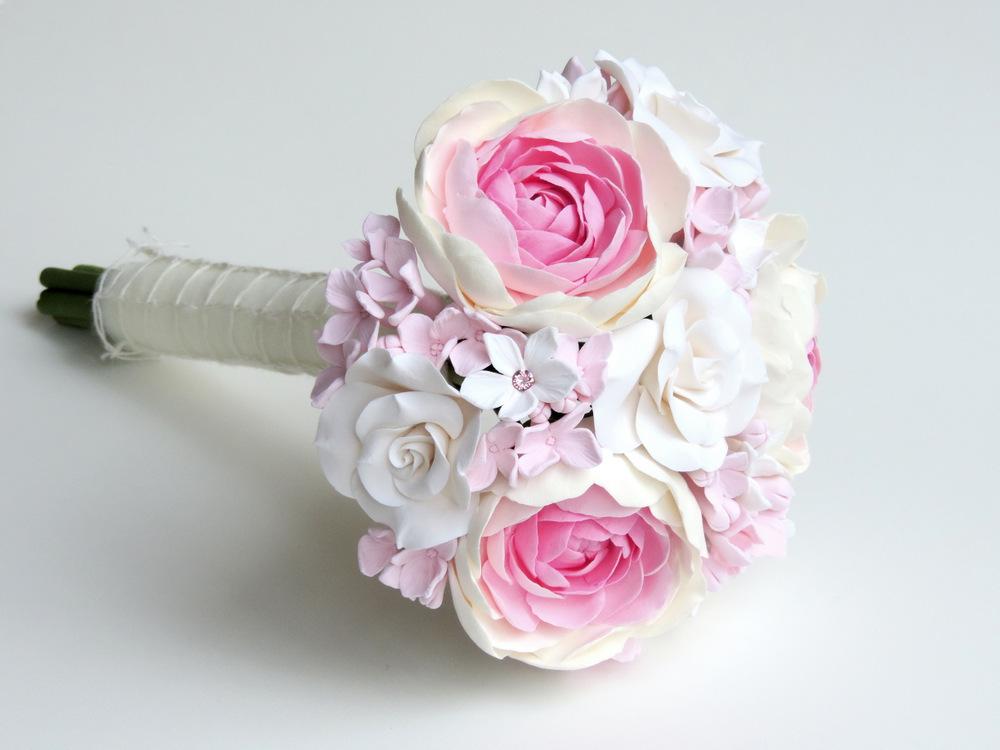 Pink ranunculus bouquet_01_Leigh Ann Gagnon.JPG