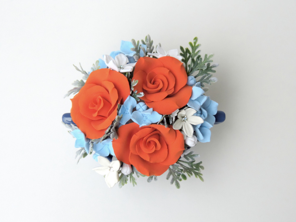 Teacup arrangement_07b_orange blue_Leigh Ann Gagnon.JPG