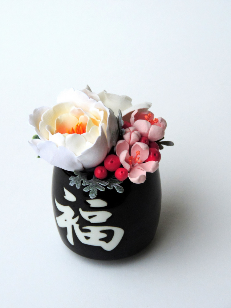 Teacup arrangement_02a_peach sake_Leigh Ann Gagnon.JPG
