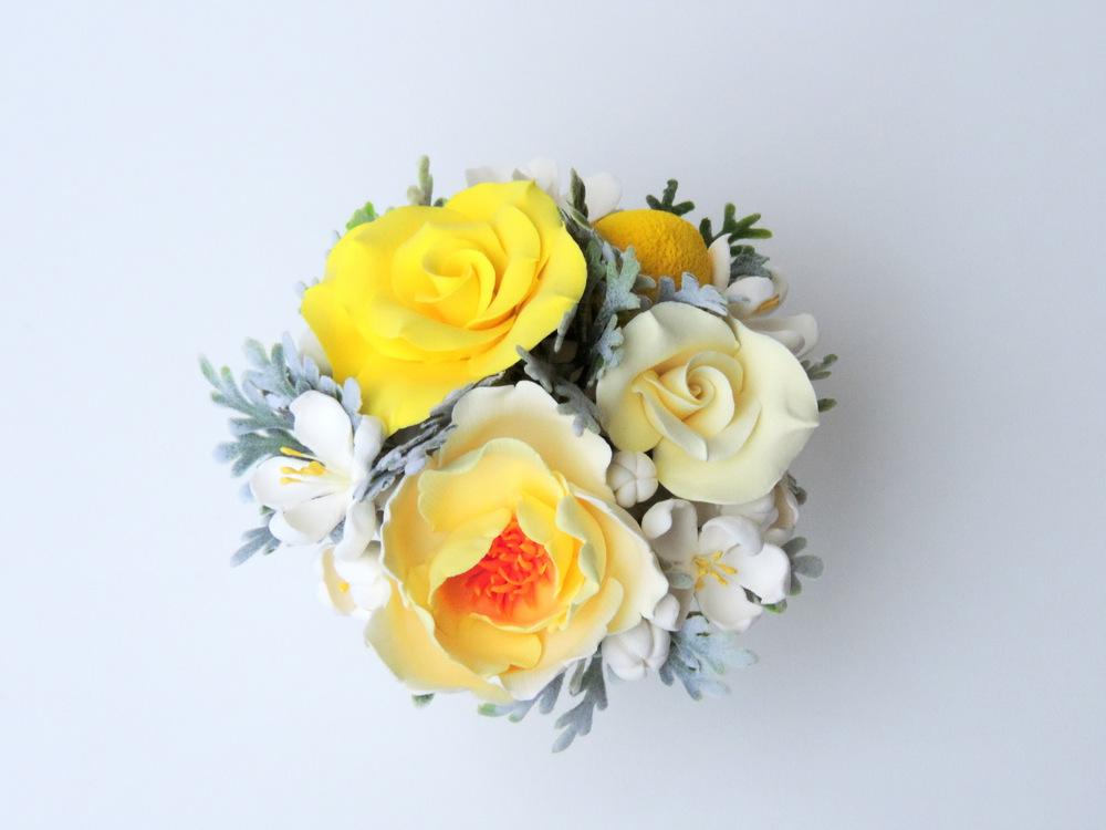 Teacup arrangement_03b_yellow_Leigh Ann Gagnon.JPG