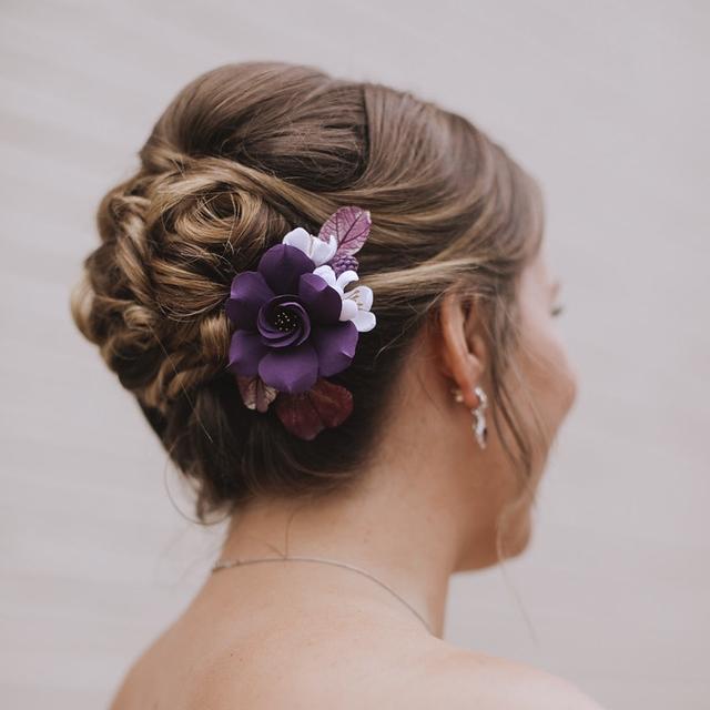 Hair Flowers & Accessories