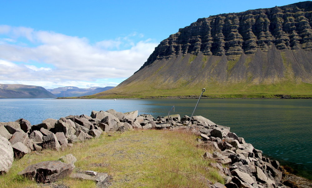 HOOKED. Staðir / PLACES Westfjords. 2016