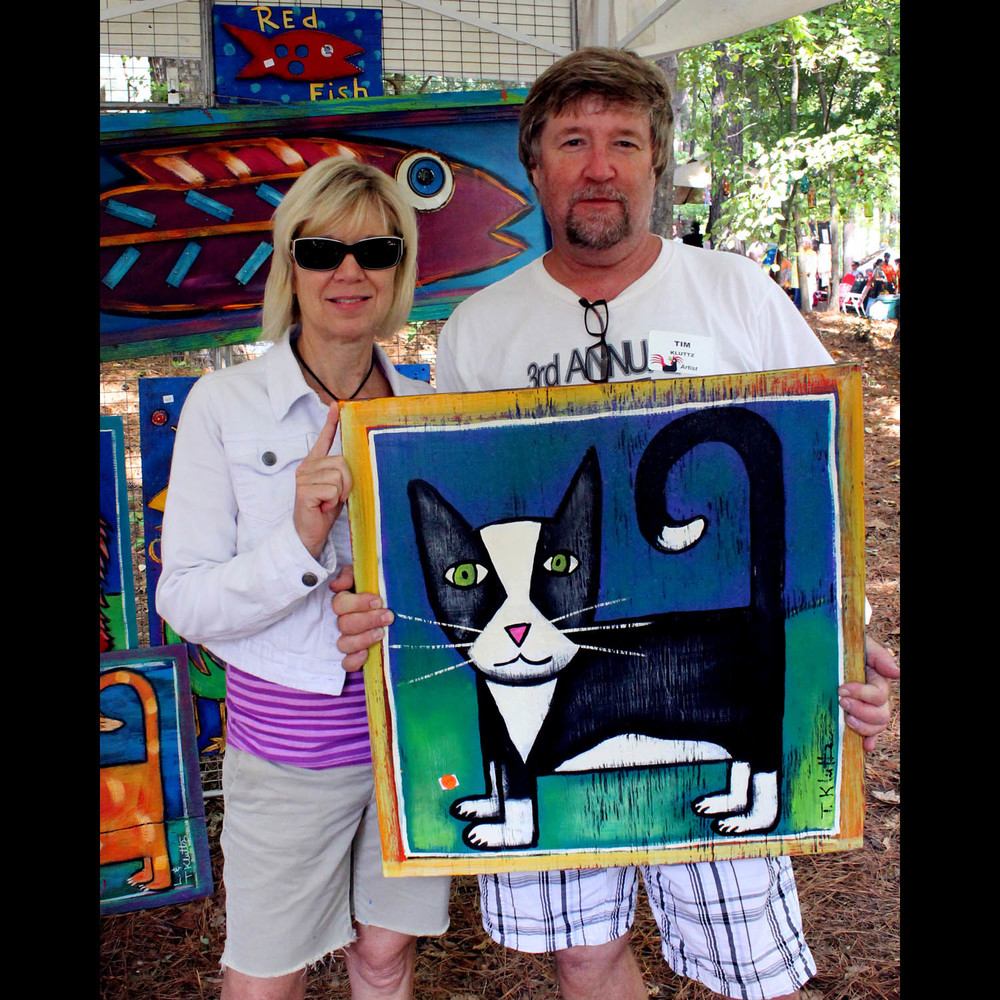 Tim & Lisa Kluttz