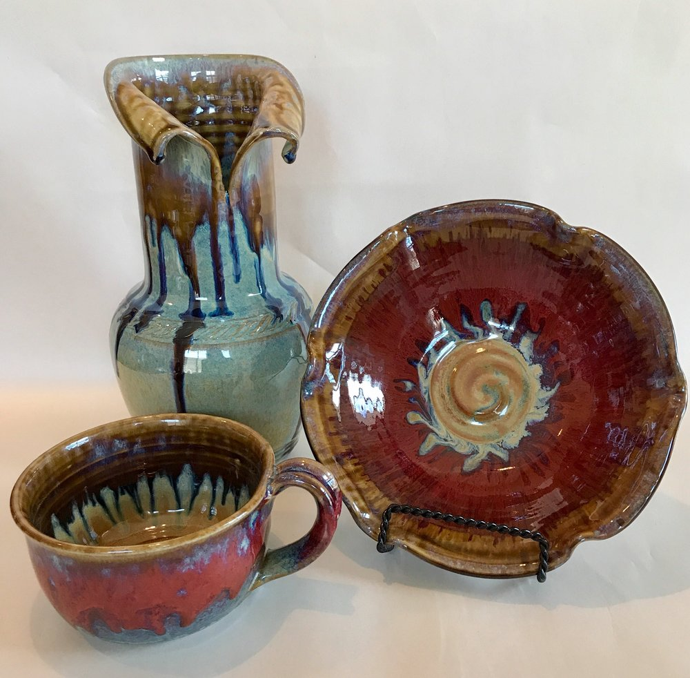 Kenneth Neilsen | Cary Pottery