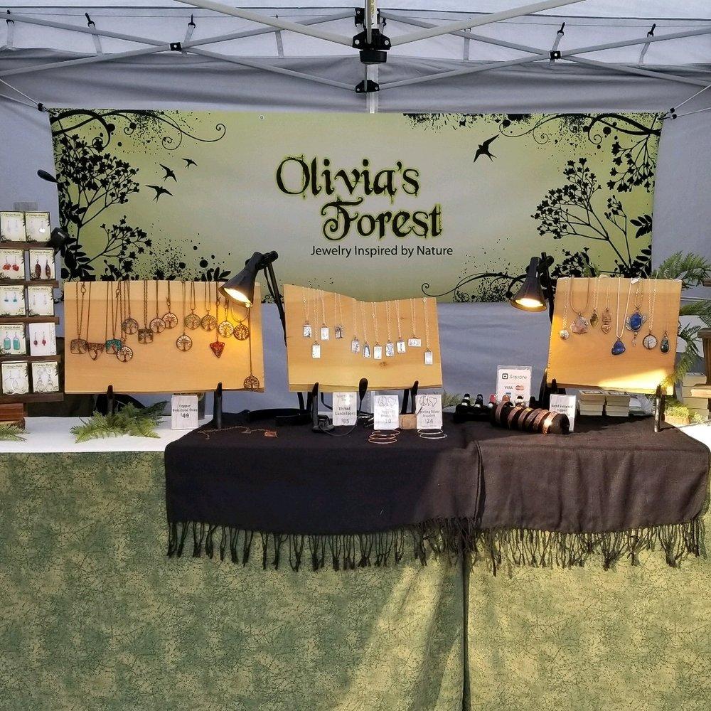 Deena Talbert | Olivia's Forest