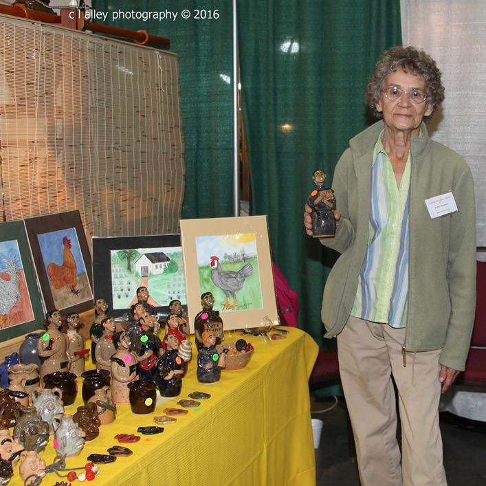Kathy Richards | Kathy Richards Pottery