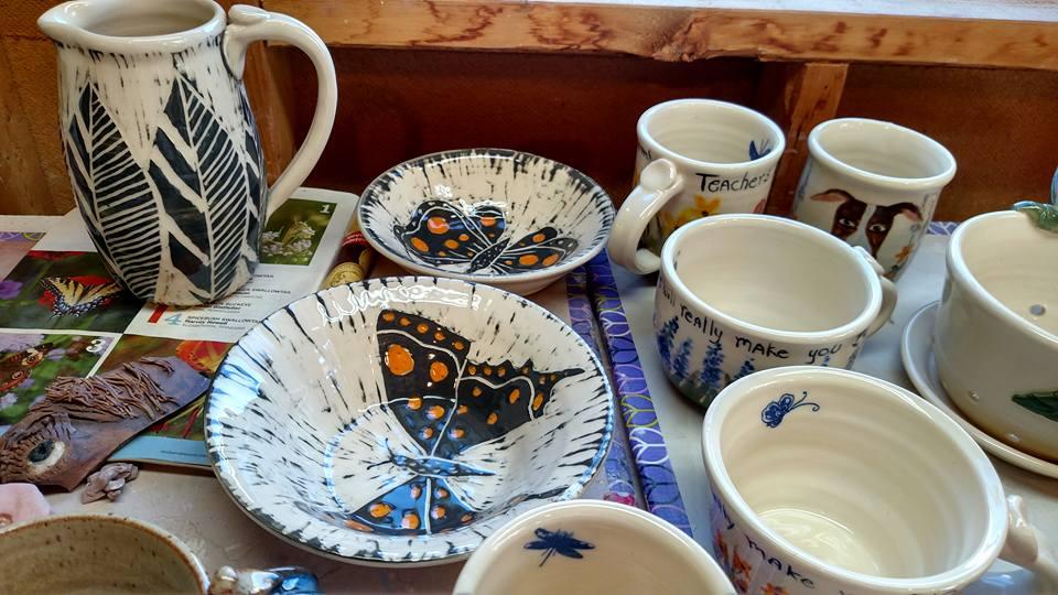 Sarah Monteleone | Farm Springs Pottery