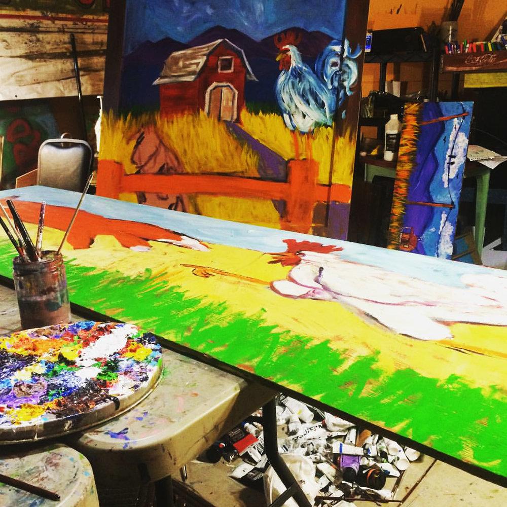Charlie Frye, Susan Frye & Minnie Pearl | Folk Keeper Gallery