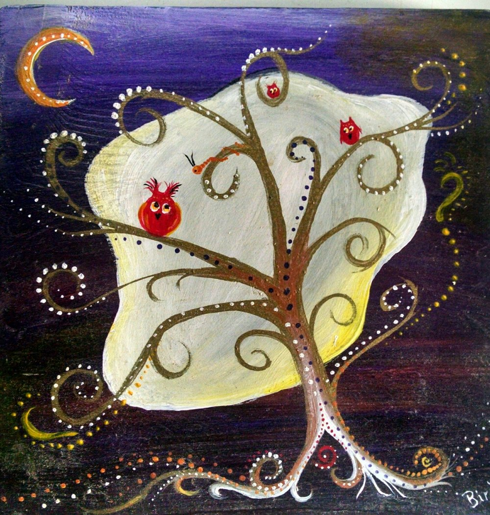 Gina Smith | Dreams of Trees Art