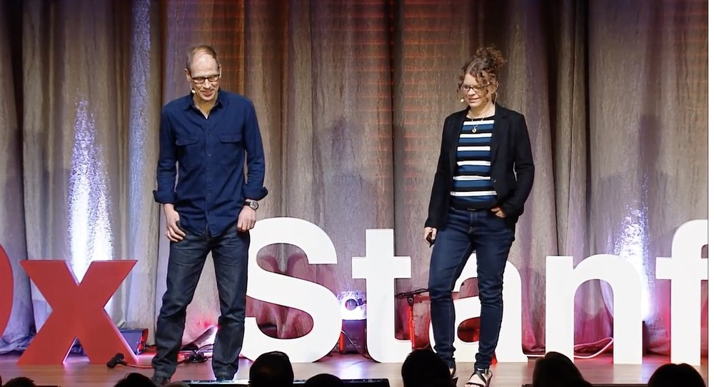 TEDxStanford talk: addiction, prison, and recovery