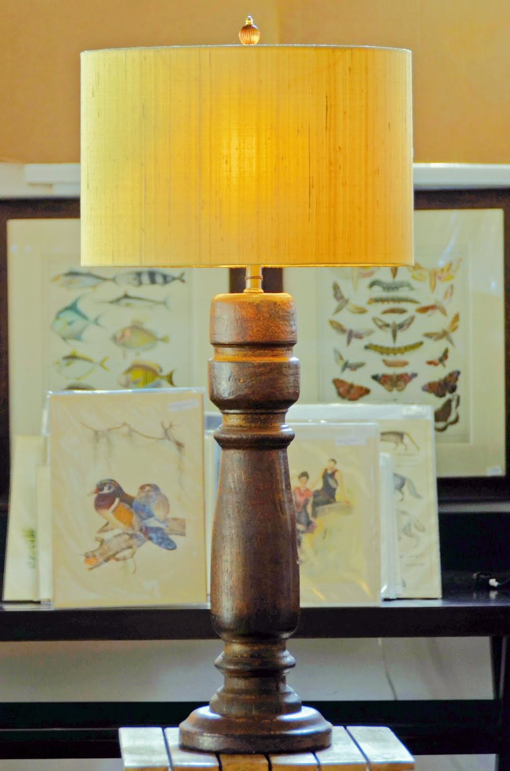 Captivating Craftsman Style Table Lamp