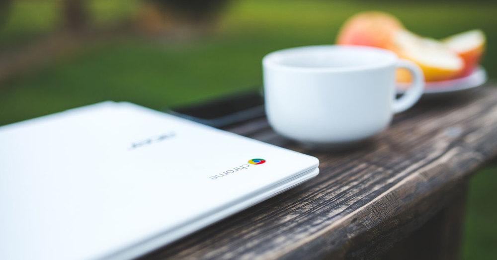 Chromebook for blogging