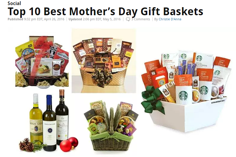 Heavy.com gift basket article.