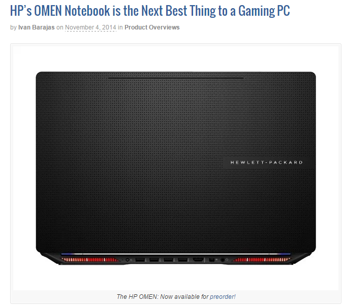 NewEgg Laptop Review