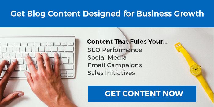 Blog Writing Service