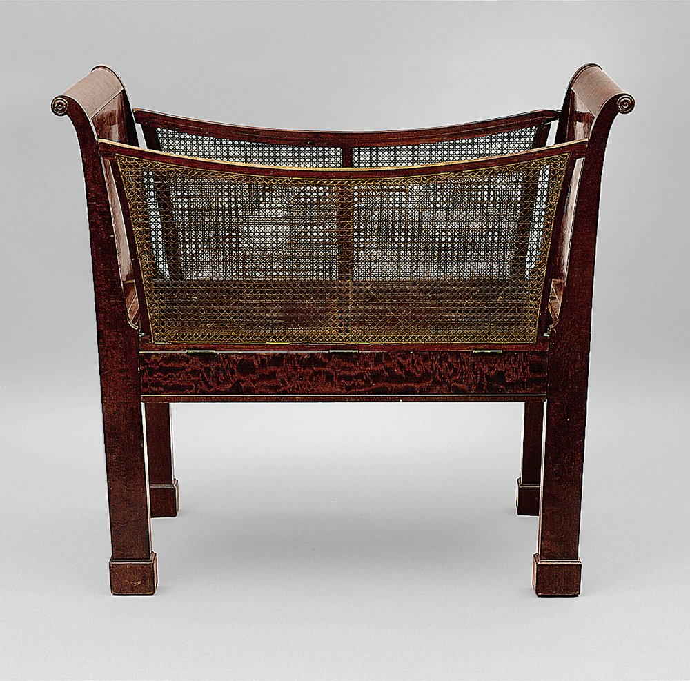 Is this Beautiful heirloom crib also a CPSC non-compliant death trap? Identifying the missing denominators in scary sounding pregnancy and parenting articles can help you make better-informed decisions.    The Metropolitan Museum of Art