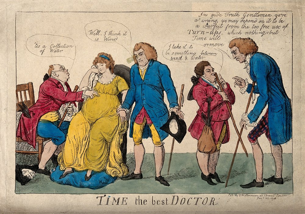 Scientists rarely get it right on the first try,  because science . |  Wellcome Collection