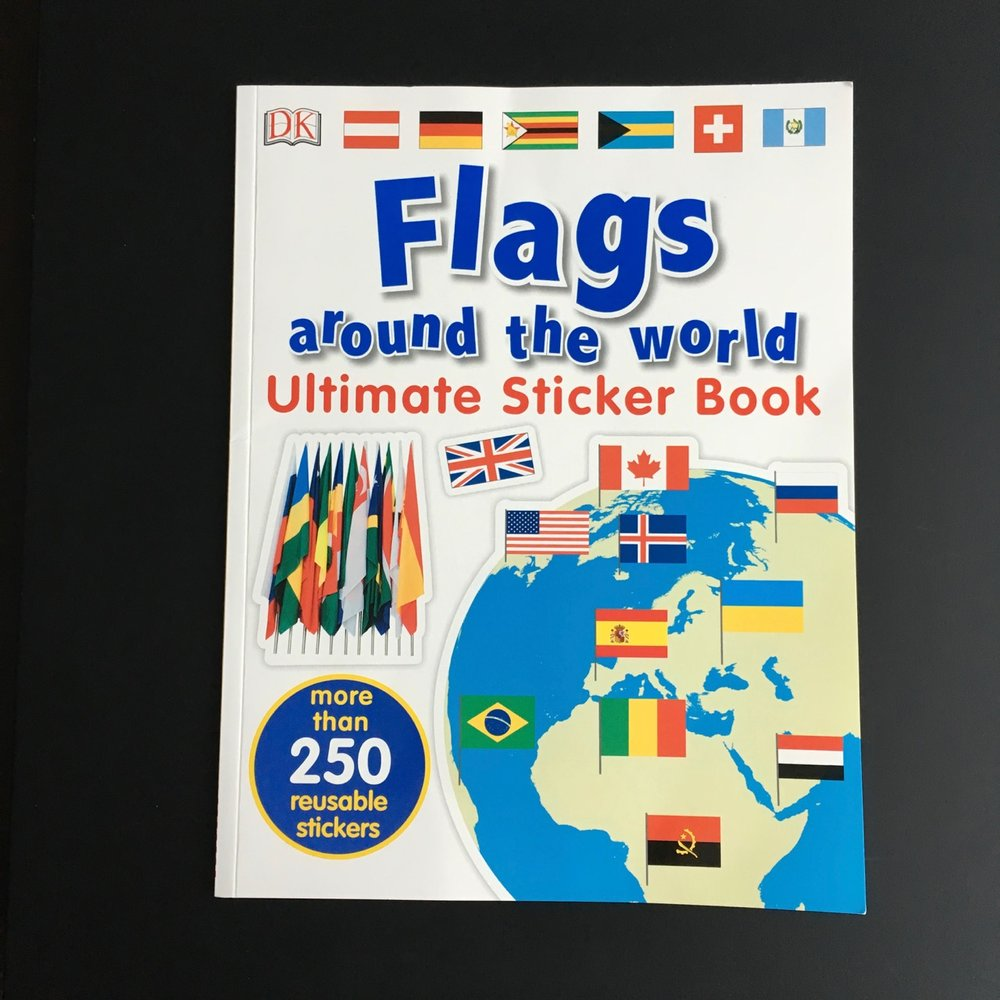 for the flag stickers