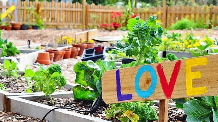 Bon Delray Beach Love Garden